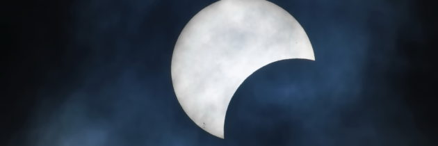 Aquarius Partial Lunar Eclipse