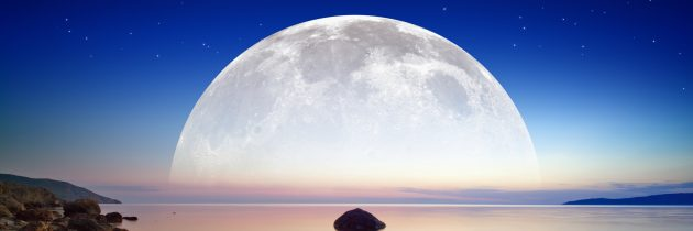 The Full Moon in Mystical Pisces